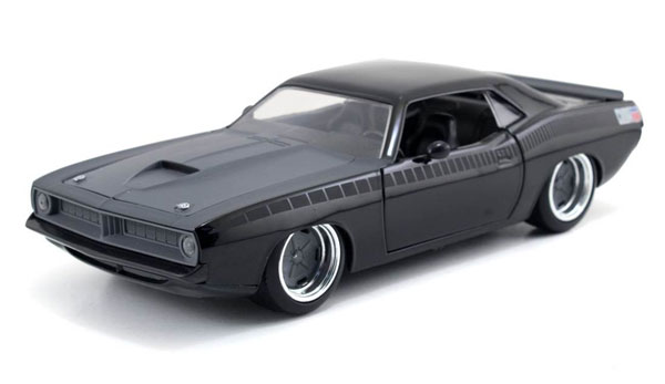 97195 - Jada Toys Lettys Plymouth Barracuda Furious 7 2015