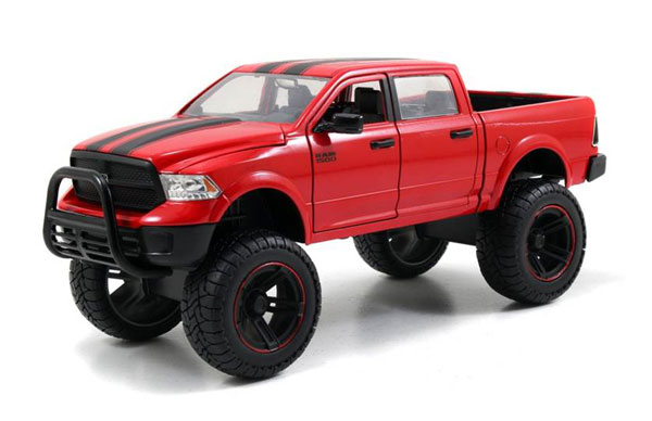 97473R - Jada Toys 2014 Ram 1500 Off Road Pickup