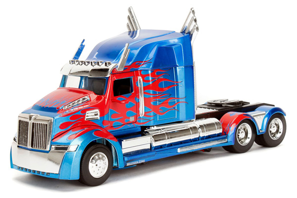 98403 - Jada Toys Optimus Prime Western Star 5700 XE Phantom