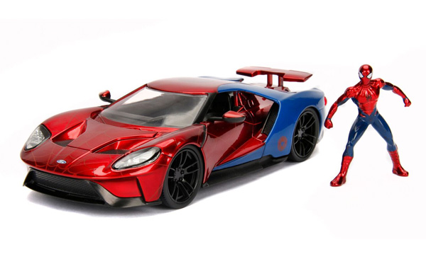 99725 - Jada Toys 2017 Ford GT