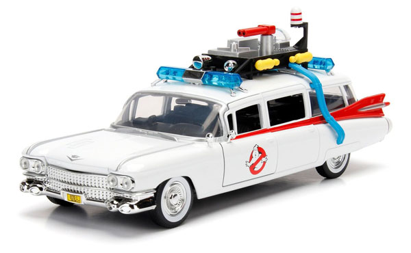 99731 - Jada Toys Ghostbusters ECTO 1 Hollywood Rides Opening Doors