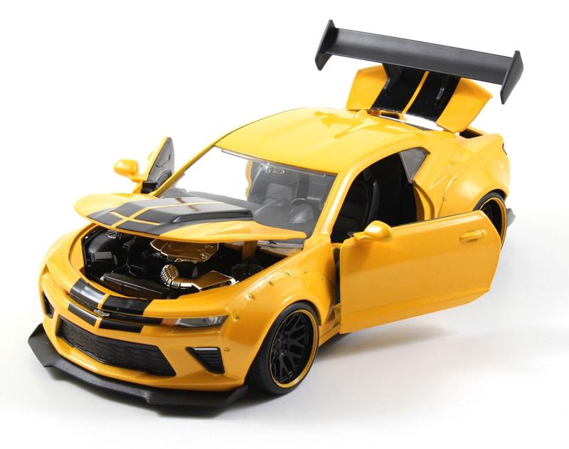 Jada Toys 2016 Chevrolet Camaro Ss Wide Body
