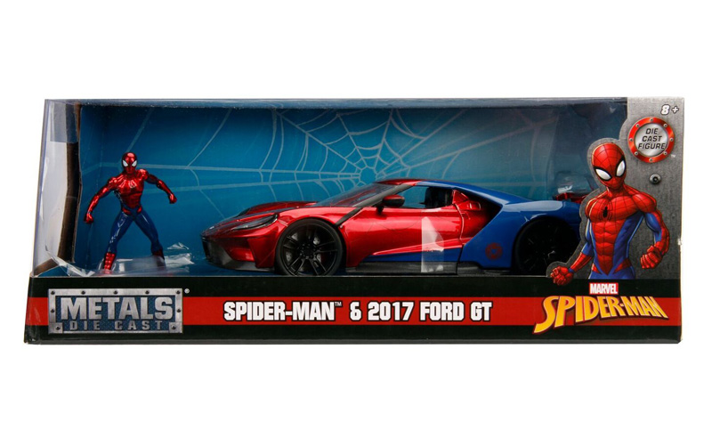 Jada Toys  Ford Gt Out Of Stock