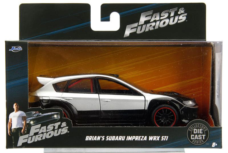 Jada Toys Brians Subaru Impreza WRX STI Fast and