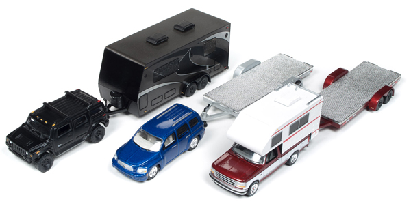 JLBT008-A-CASE - Johnny Lightning Truck Trailer 2018 Release