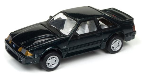 JLCG010-B - Johnny Lightning 1990 Ford Mustang GT