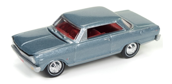 JLMC010-B - Johnny Lightning 1965 Chevrolet Nova
