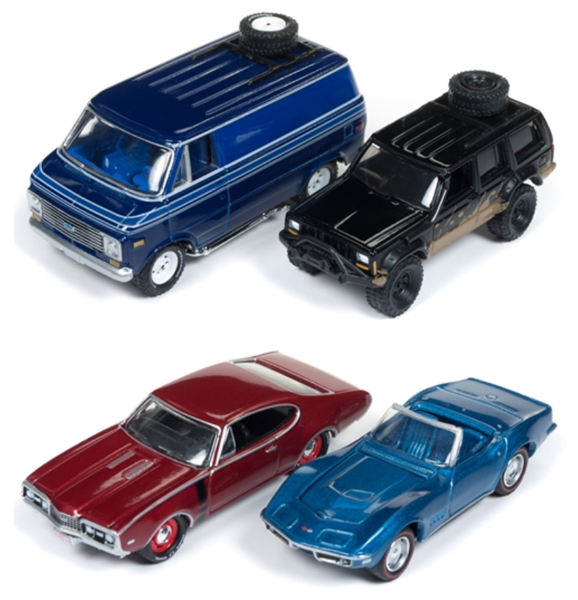 JLPK003-SET - Johnny Lightning Twin Pack
