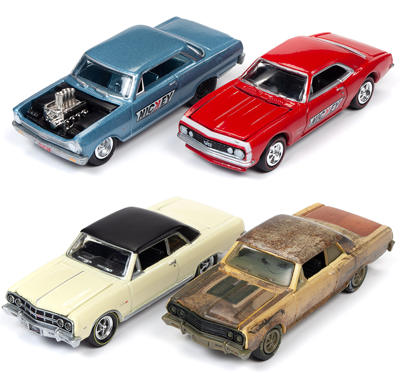Johnny Lightning Twin Pack 2020 Release 1