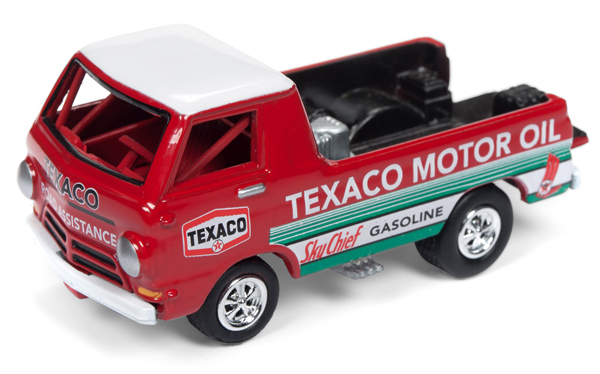 JLSP009-A - Johnny Lightning Texaco Dodge A 100