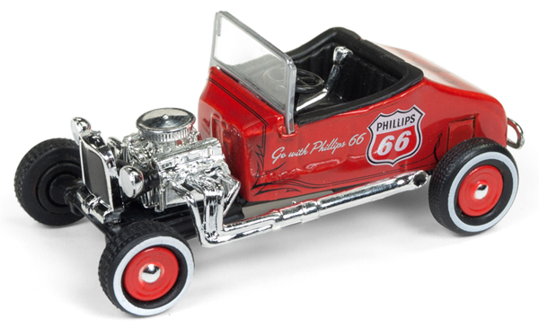 JLSP011-A - Johnny Lightning Phillips 66 1927 Ford