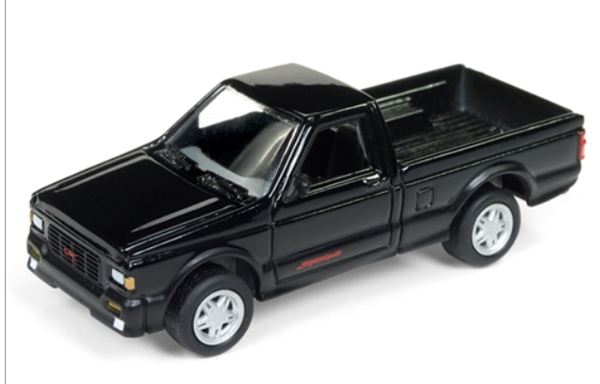 JLSP027-A - Johnny Lightning 1991 GMC Syclone
