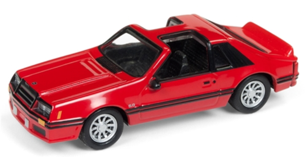 JLSP040 - Johnny Lightning 1982 Ford Mustang GT