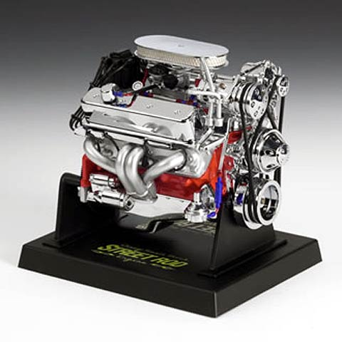 84026 - Liberty Chevy Street Rod Engine All engines are