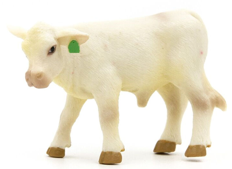 500264 - Little Buster Charolais Calf SUPER DURABLE construction Bring your