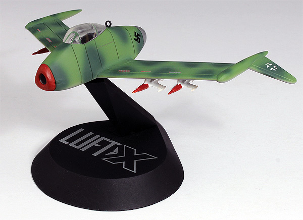LUFT002-X - Luft-x Blohm and Voss Bv P210 Resin Model