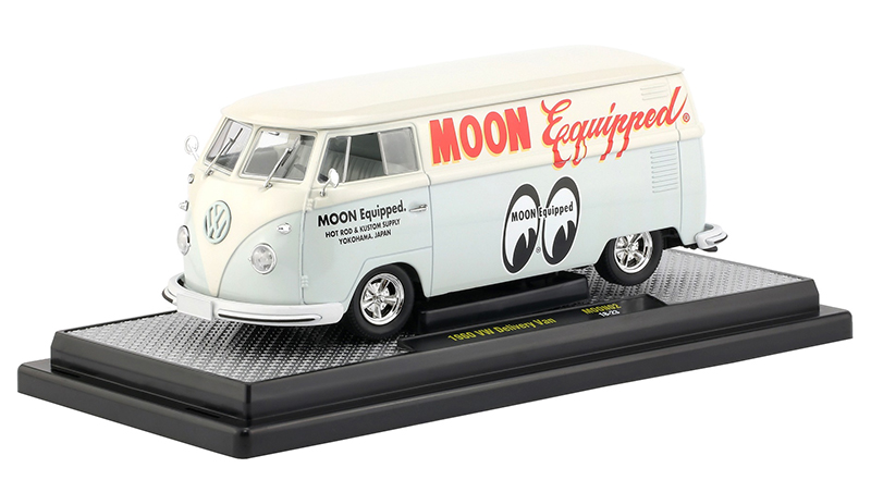 40300-MOON-02B - M2machines Mooneyes 1960 Volkswagen Delivery Van