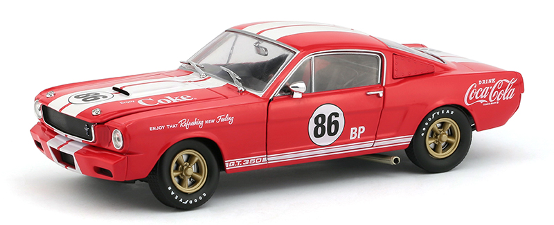 50300-RC01 - M2machines Coca Cola 1965 Shelby GT 350R