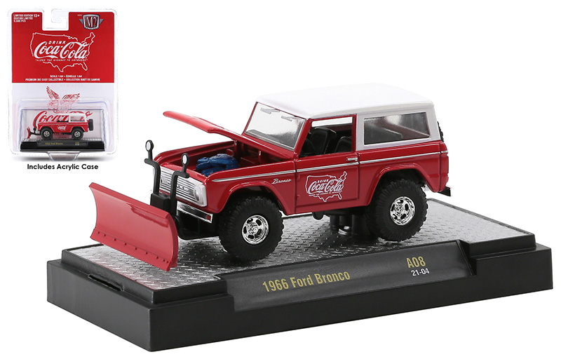 Details about  /New M2 Machines 1:64 Coca-Cola 52500 Release BB01 Bathing Beauties