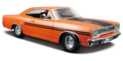 31220OR - Maisto Plymouth GTX