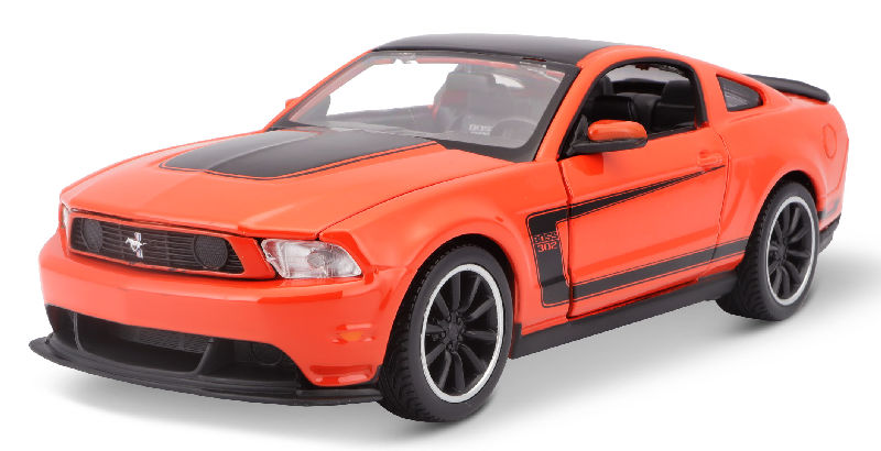 31269OR - Maisto Diecast Ford Mustang Boss 302