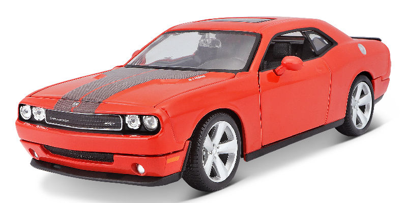 31280OR - Maisto Diecast 2008 Dodge Challenger SRT 8