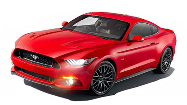 31508 - Maisto Diecast 2015 Ford Mustang