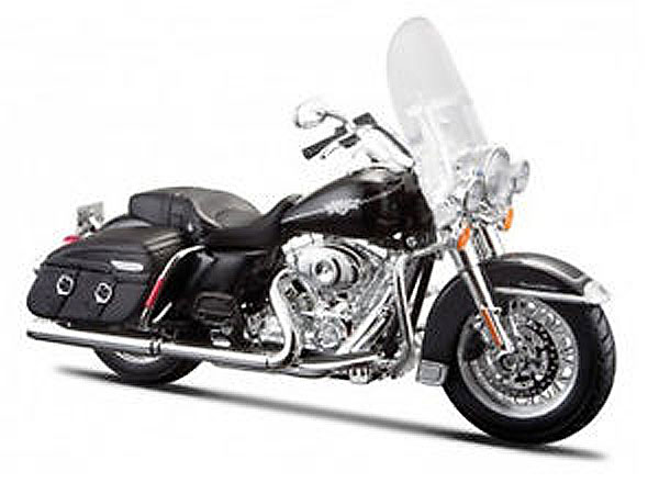 32322 - Maisto Diecast Harley Davidson 2013 FLHRC Road King Classic