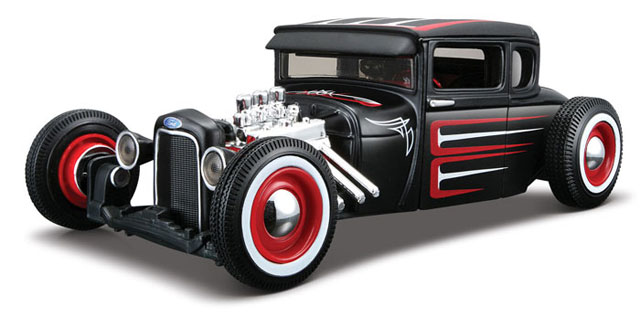 39354BK - Maisto Diecast 1929 Ford Model A