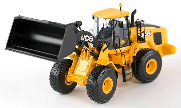 13728 - Motorart JCB 467 WLS Articulated Front Loader A