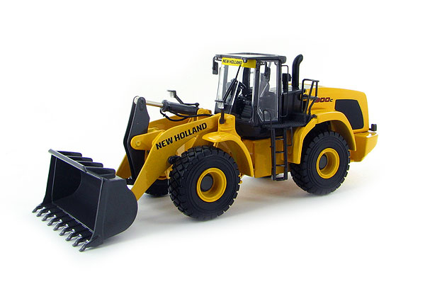 13782 - Motorart New Holland W300C Articulated Wheel Loader Diecast