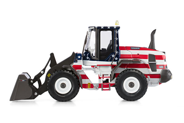 300056 - Motorart Volvo L60G Wheel Loader US_Canadian Limited Edition