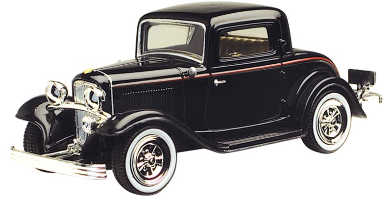 73801AC - Motormax 1932 Ford Coupe