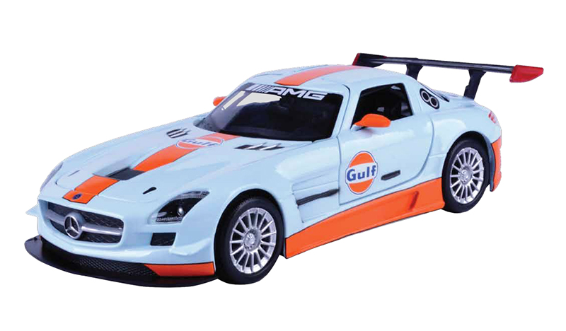 79646 - Motormax Gulf Racing Mercedes Benz SLS