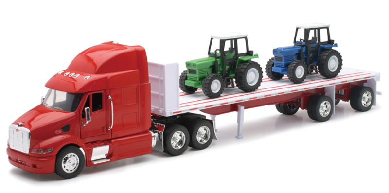 10283A - New-Ray Toys Peterbilt 387