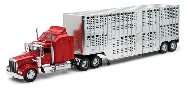 10783 - New-Ray Toys Kenworth W900 Tractor