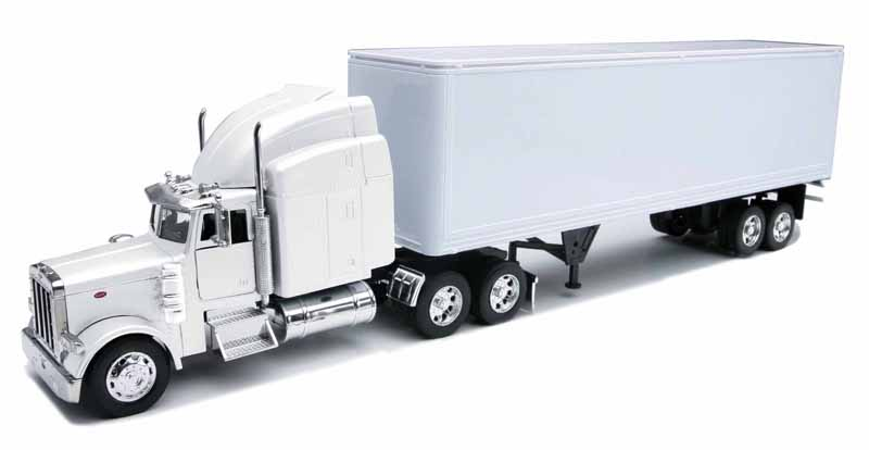 14363 - New-Ray Toys Peterbilt 379 Tractor