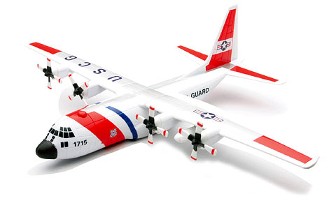 20617 - New-Ray Toys US Coast Guard Lockheed C130 Hercules