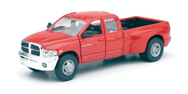 54473-R - New-ray Dodge Ram 3500 Pickup Truck