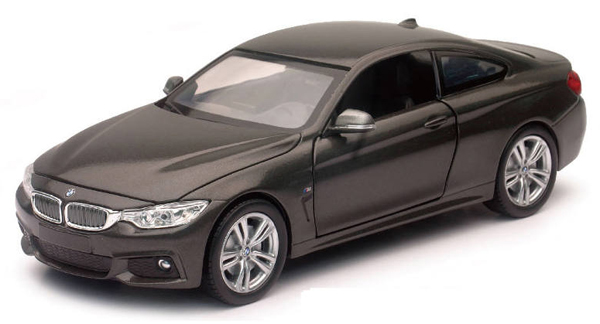 71303GY - New-Ray Toys BMW 4 Series Model M Sports Pack