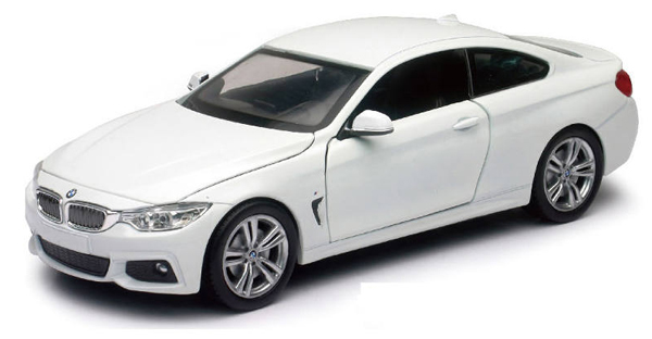 71303WT - New-Ray Toys BMW 4 Series Model M Sports Pack