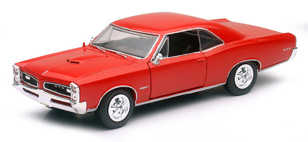 71853A - New-Ray Toys 1966 Pontiac GTO Hard Top