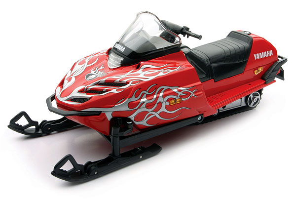 88003R - New-Ray Toys Yamaha Remote Control Snowmobile