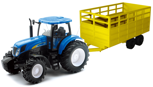 88555 - New-Ray Toys New Holland T7070 Tractor
