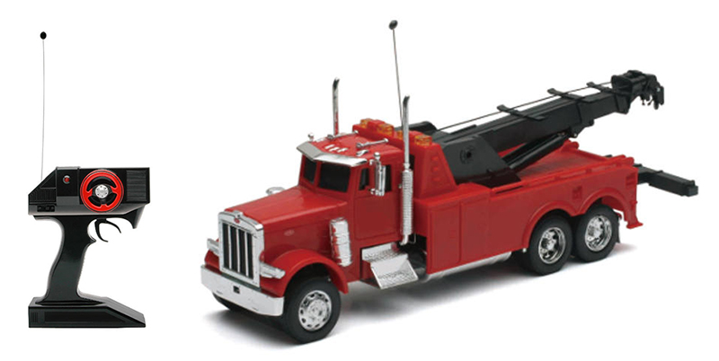88873 - New-Ray Toys Peterbilt 379 Tow Truck