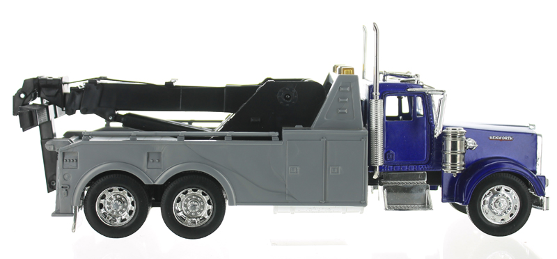 AS-10043-C - New-Ray Toys Kenworth W900 Tow Truck