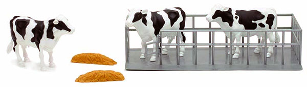 SS-05013B - New-Ray Toys 3 Dairy Cows