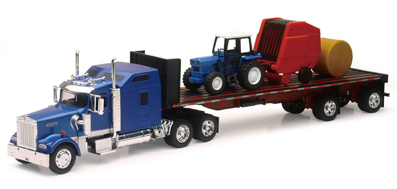 SS-10353 - New-Ray Toys Kenworth W900