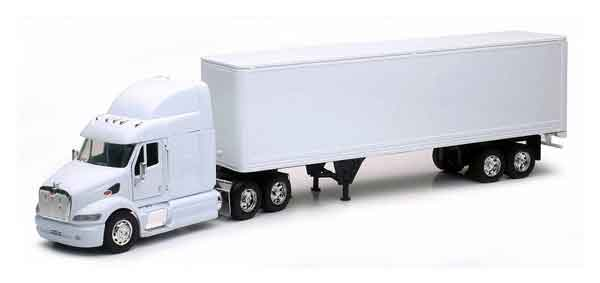 SS-12343G - New-Ray Toys Peterbilt 387 Long Hauler