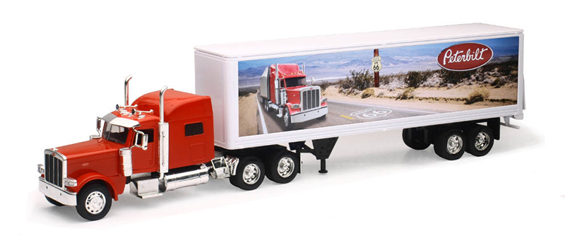 SS-13453A - New-Ray Toys Peterbilt Tractor